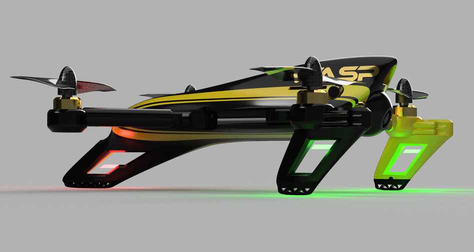 Quad Copter Concept