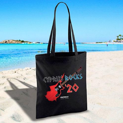 CYPRUS ROCKS '20 BEACH BAG