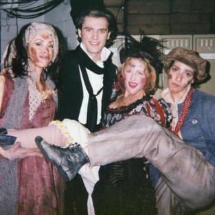 Karyn in Broadway's LES MISERABLES