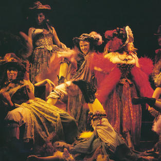 Karyn in Broadway's LES MISERABLES