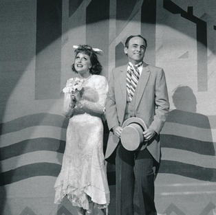 Karyn in 42ND STREET at Thousand Oaks Theatre