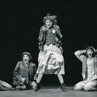 Karyn in 42ND STREET at Thousand Oaks Theatre