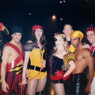 Karyn in the Broadway National Tour of BARRY MANILOW's COPACABANA