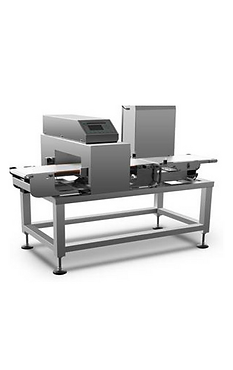 Combination Checkweigher and Metal Detec