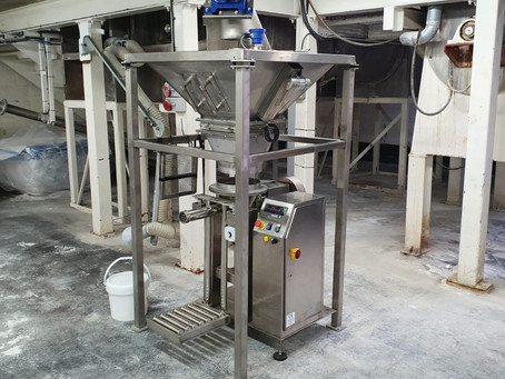 Autopak supply Auger Packer for Rutpen Chemicals