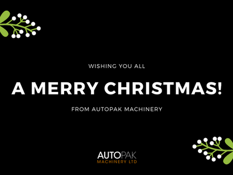 Merry Christmas from Autopak!