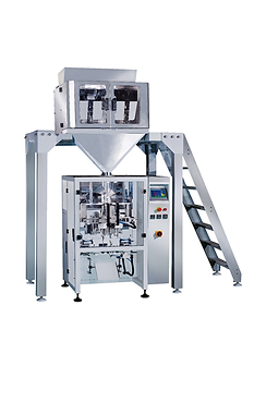 Automatic Packing Line With Linear Weigh