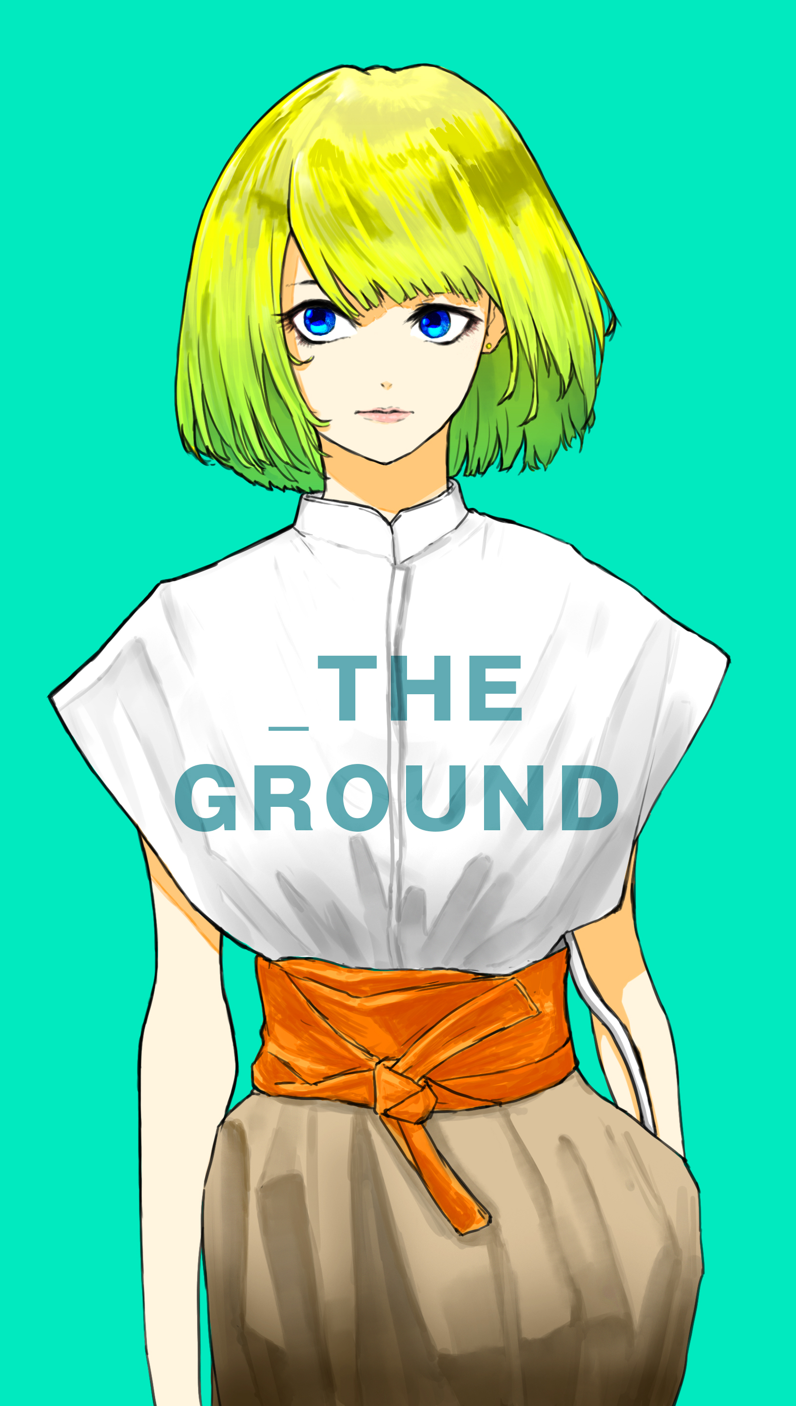 _THE GROUND