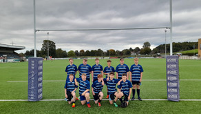 Year 9 and 10 compete in Rugby Fixtures