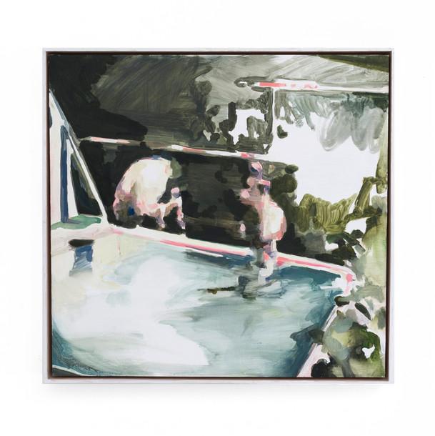 Swimming on the Sabbath II