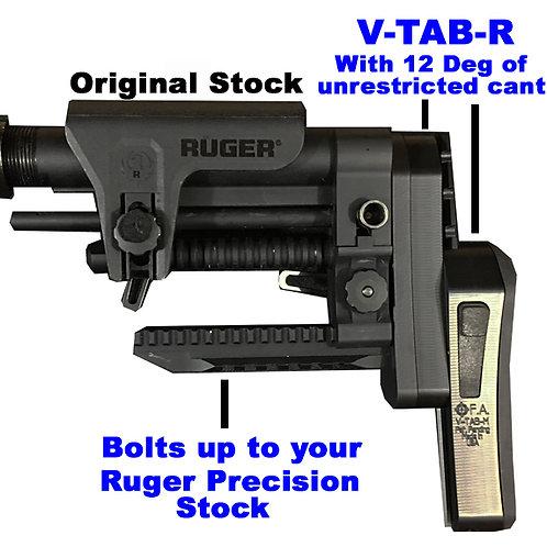 V-TAB-R for Ruger RPR Vertical Tactical Adjustable Buttstock ( In Stock)