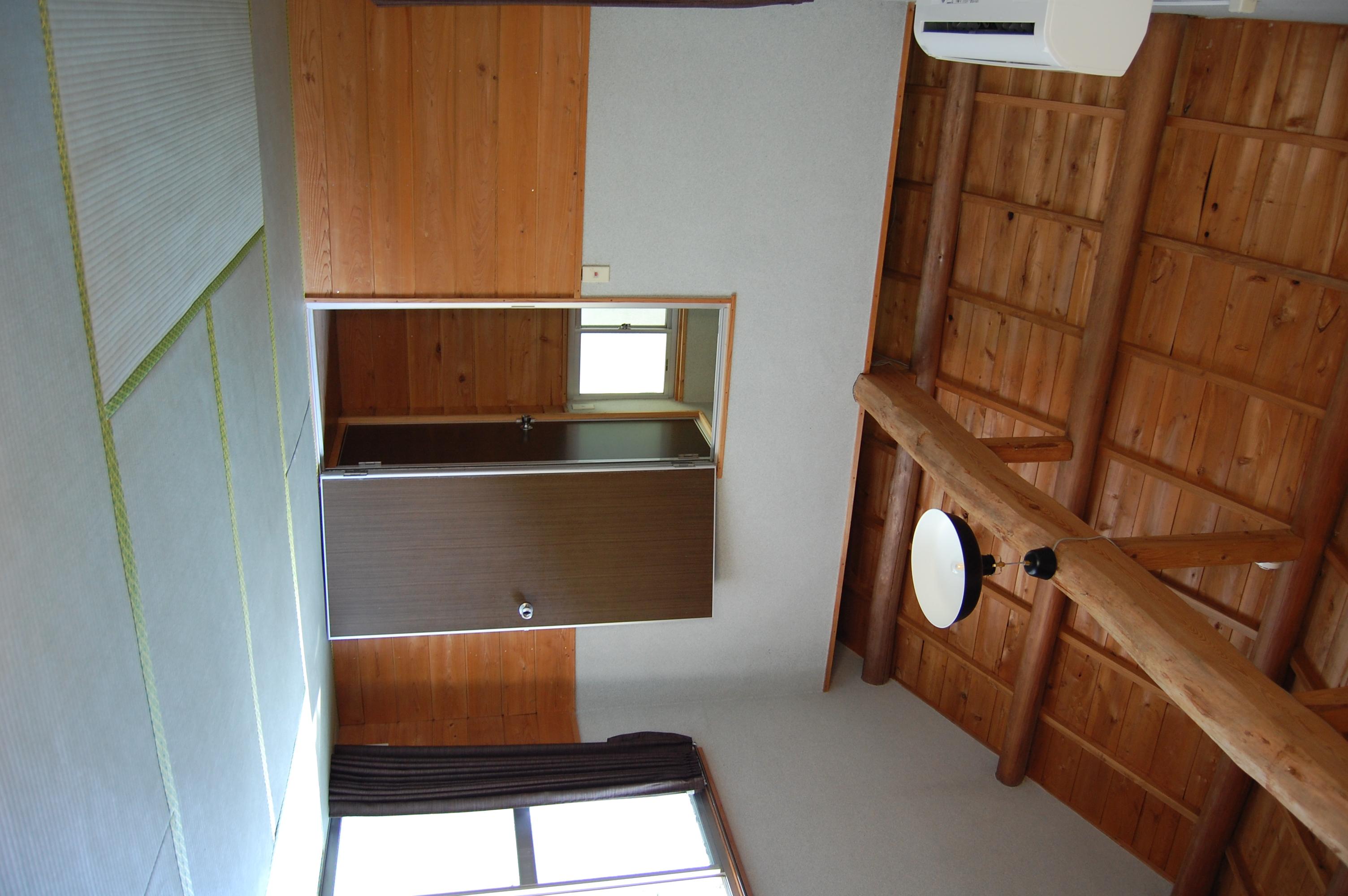 バンガローNo.1 室内