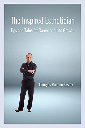 Digital EBook - The Inspired Esthetician— Tips for Career and Life Growth