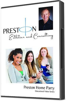 DVD Preston Home Party
