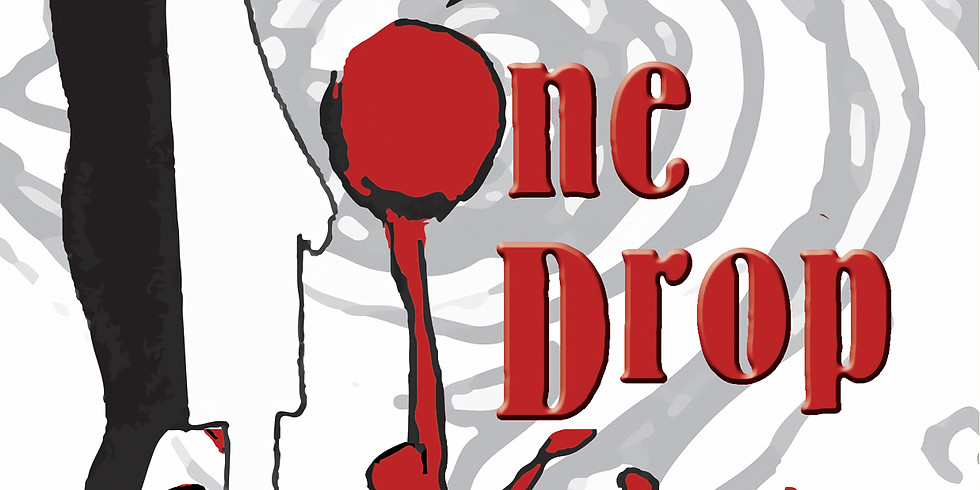 ONE DROP LIVE! Virtual Book Launch