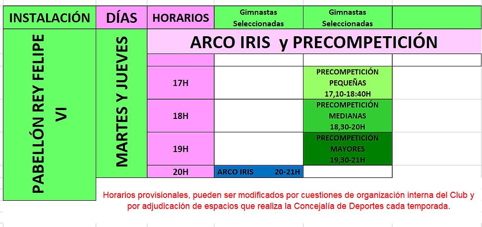 horario_arco_iris_y_precompetición.PNG