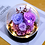 Thumbnail: Preserved Floral Small Globe - Pastel Sweetness