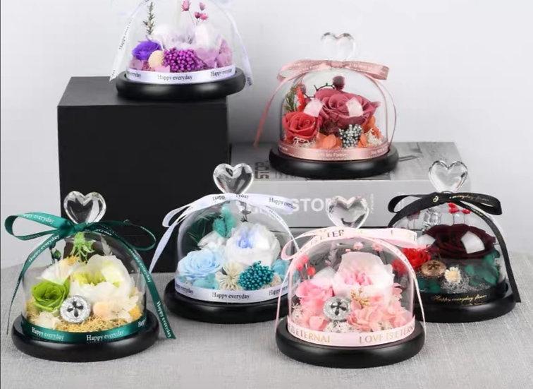 Preserved Petite Bell Jar