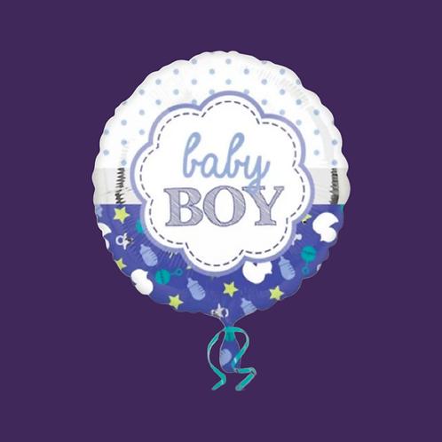 Blue Baby Boy Add On