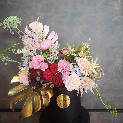 Grand Peony & Tulips Bloom Box