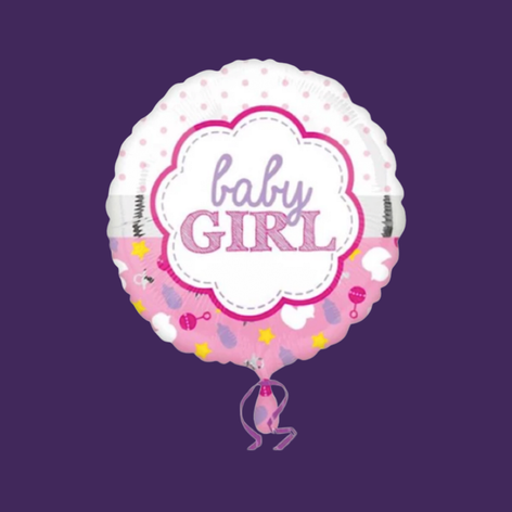 Pink Baby Girl, $9.90
