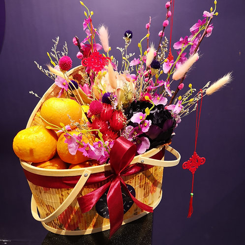 Everlasting Prosperity Basket