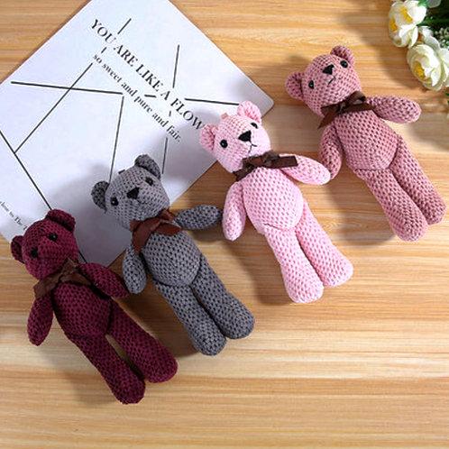 Little Knitted Teddy Bear Add On