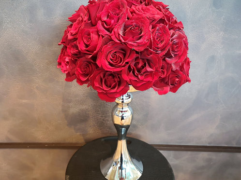 Candelabra Roses