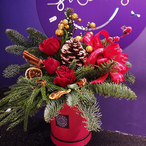Festive Bloom Box