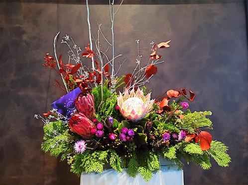 King Protea Flora Arrangement