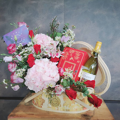 Auspicious Gift Basket