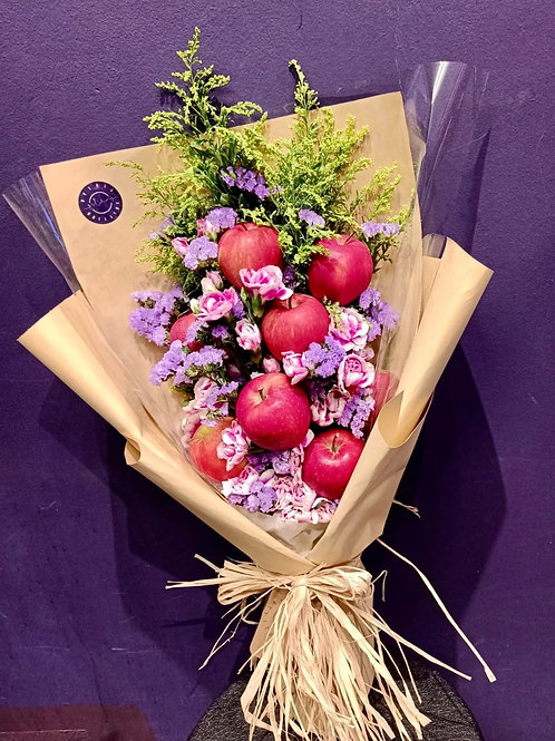 Ruby Apples Posy