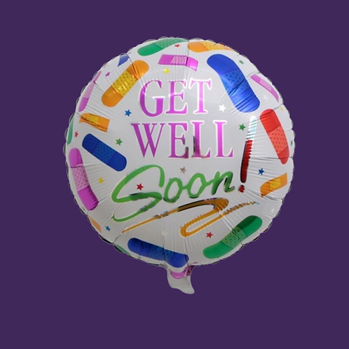 Get Well Soon (White) Add On