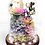 Thumbnail: Preserved Floral Dome - Rainbow Fantasy