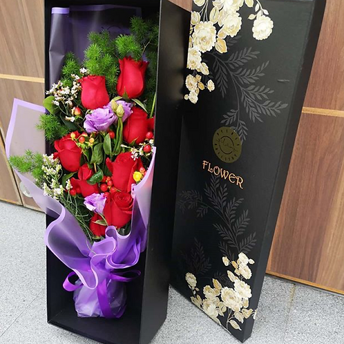 Deluxe Floral Box