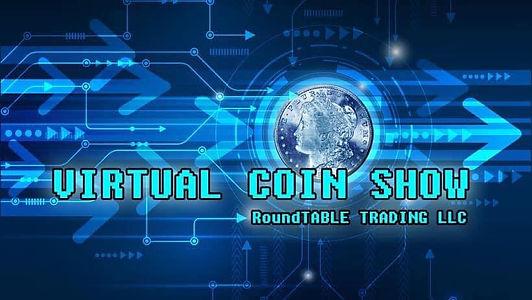 Virtual Coin Show Banner