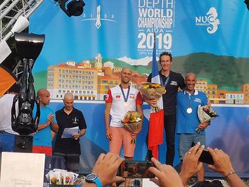 Championnat du monde d'apnée