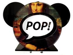 Peace & Toon Luxe Monalisa - 35x50cm