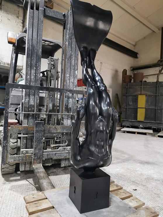 Atelier Sculpture Bronze Trives