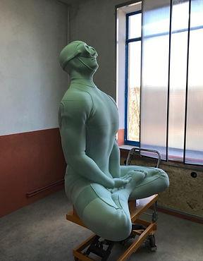 Sculpture Résilience