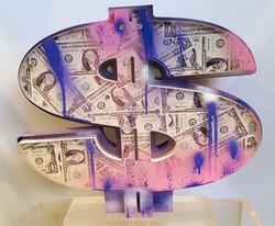 Sculpture Dollar 2011