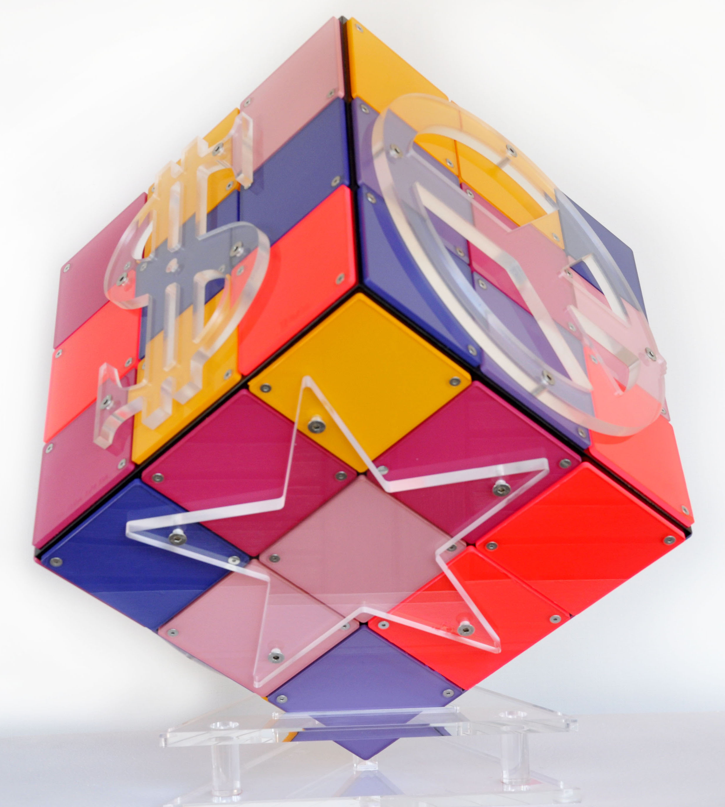 The Pop Cube