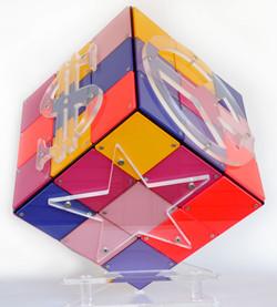 The Pop Cube - Plexi