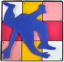 Face du Cube - Hommage à Picasso