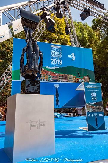 Championnat du monde d'apnée 2019