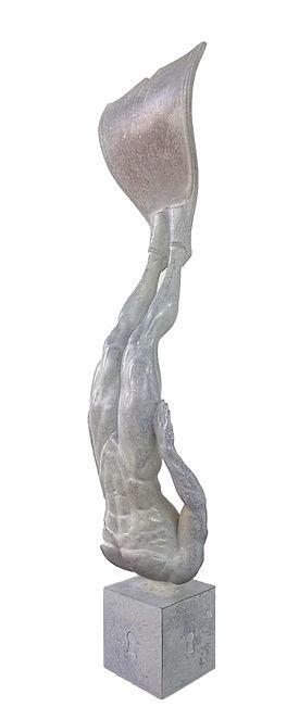 Sculpture mer - plongée