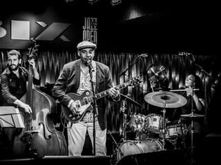The Allan Harris Band