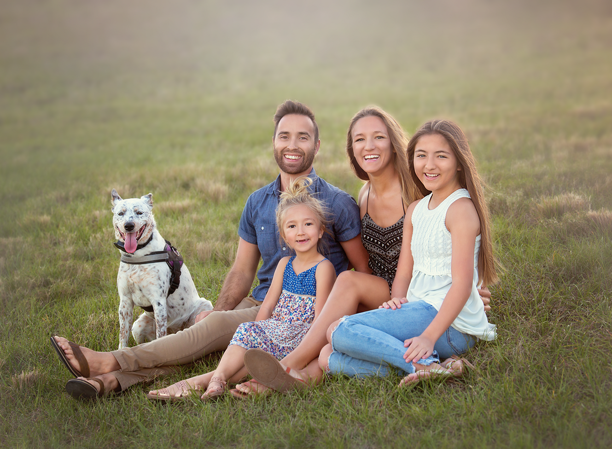 The Magdiks | Family Portrait Session | Travel Session | Sarasota, FL Family Photographer
