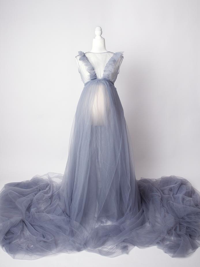 Aubrey Lofgren Photography.Maternity Gown