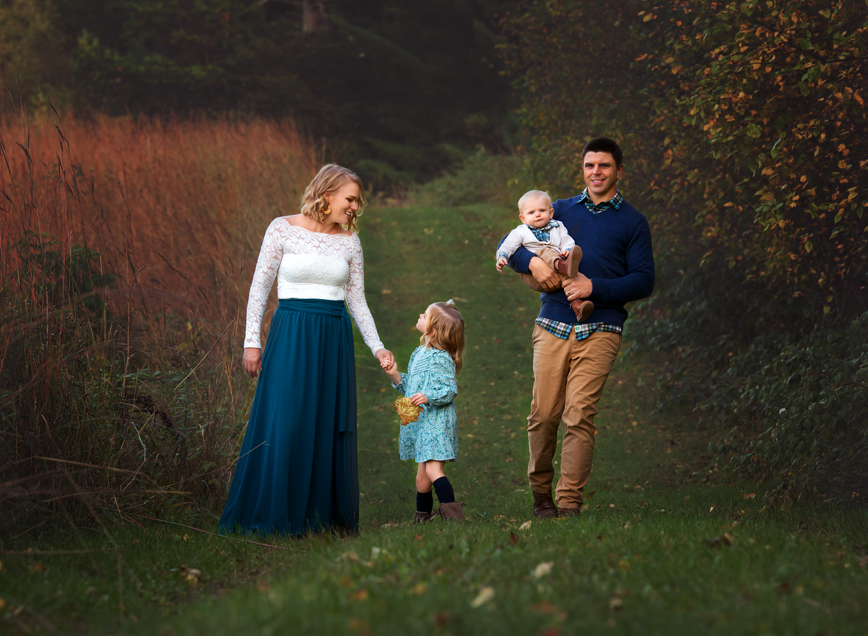 The Hentges Family | Family Portrait Session | Minneapolis-Cambridge, MN Family & Children's